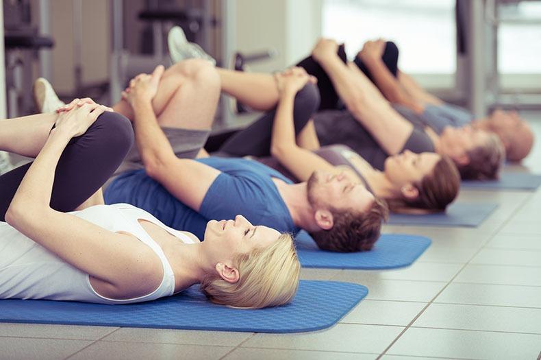 Beginner's Yoga Course Carlisle