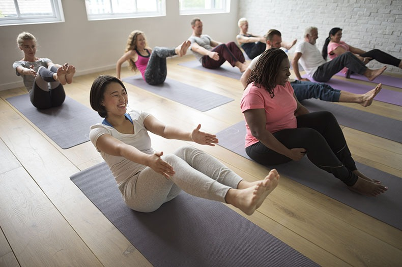 Yoga for Beginners and Improvers Carlisle