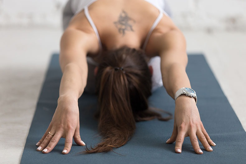 Stress Relief Yoga Carlisle