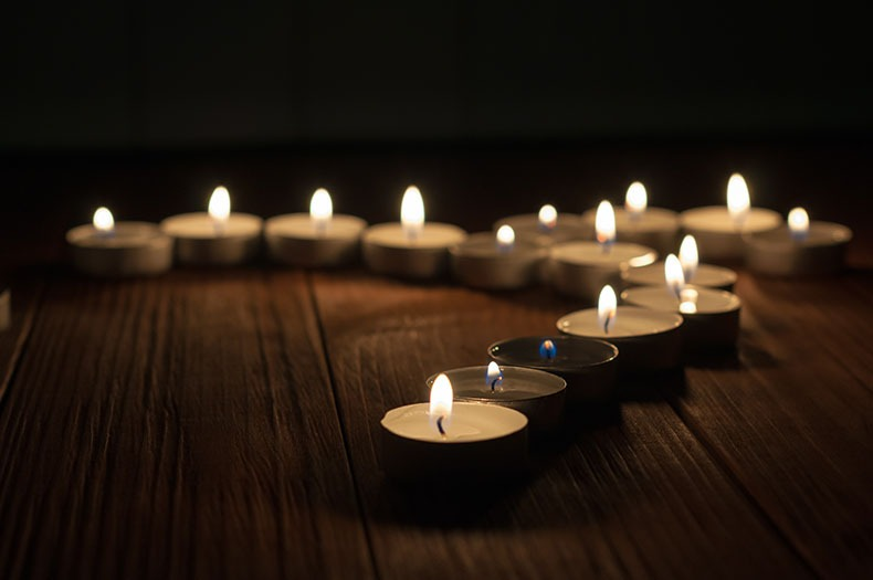 Warmed Restorative Yoga by Candlelight Carlisle