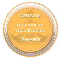 Origym Top 30 Yoga Studios