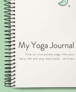 My Yoga Journal - The Yoga Studio Carlisle