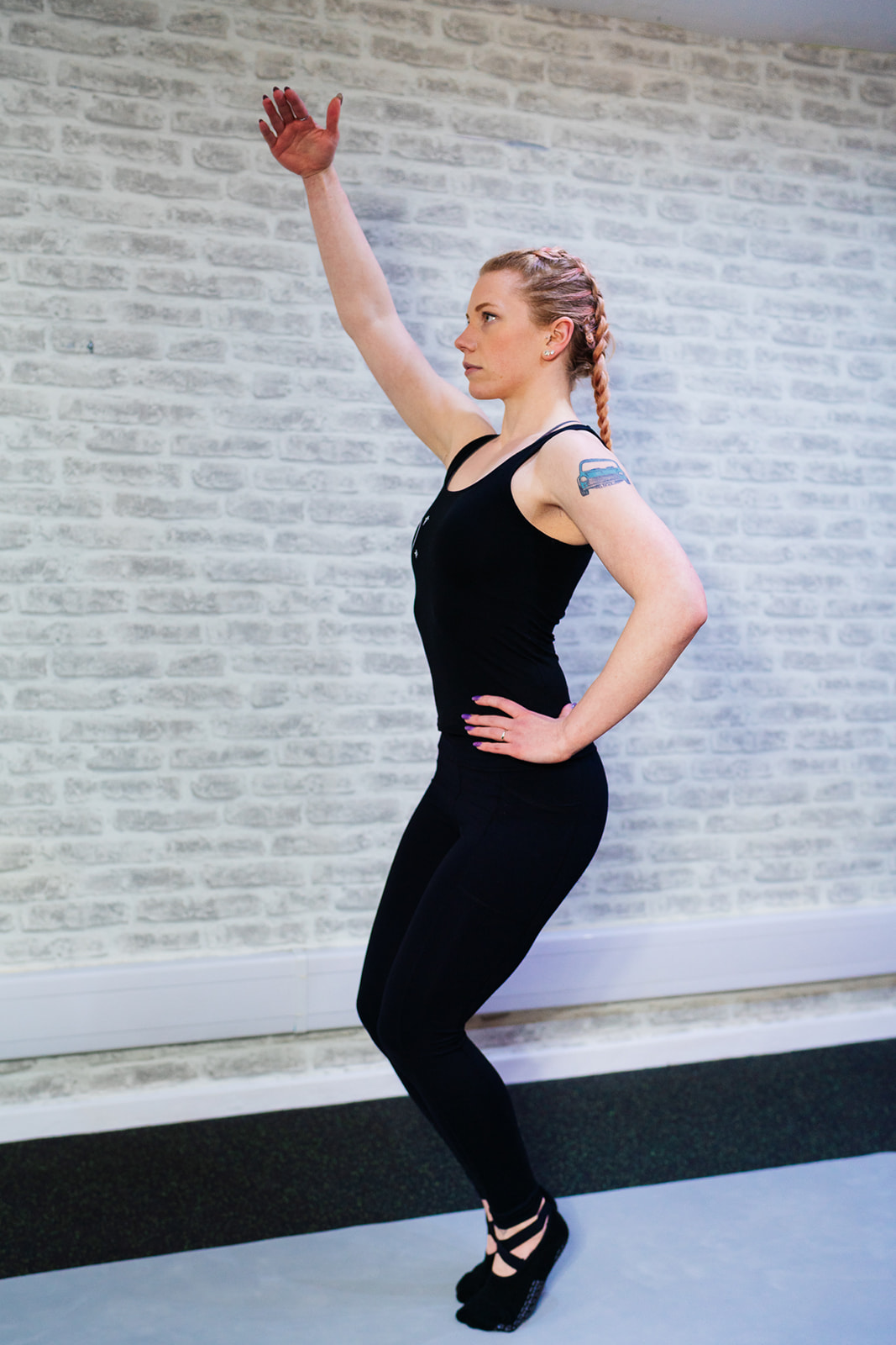 An introduction to Barre- Strengthen & burn! A workshop with Liv
