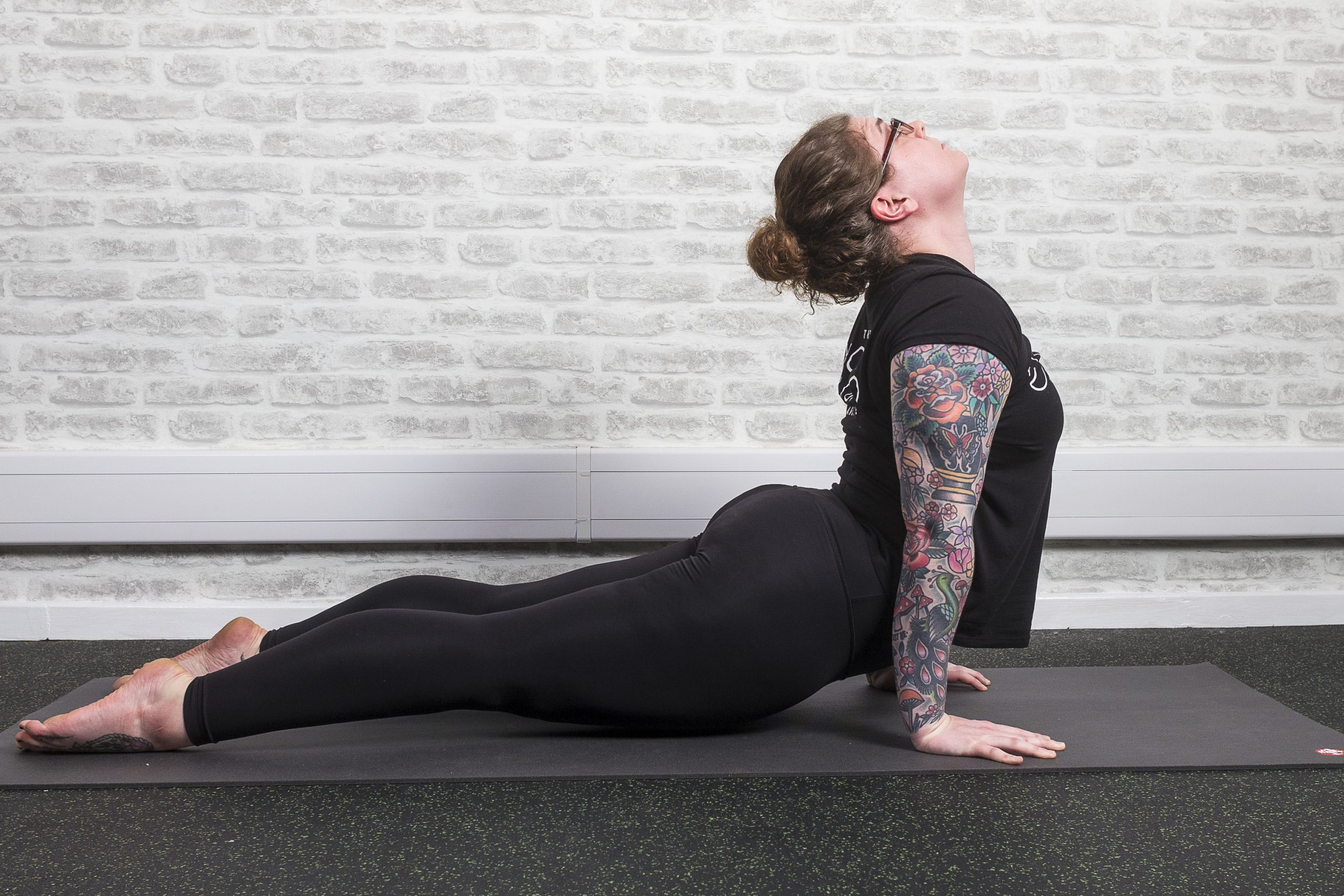February Workshop- Strong backbends with Emma